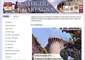 Castiglione Garfagnana web site
