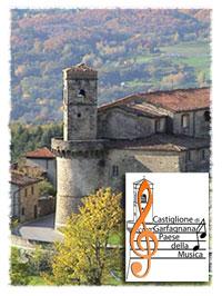Il Borgo di Castiglione di Garfagnana